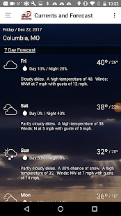 ABC 17 Stormtrack Weather App - náhled