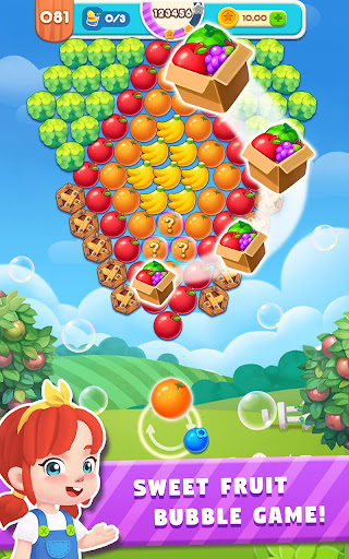 Bubble Blast: Fruit Splash painmod.com screenshots 17
