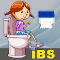 Bowel Stomach Pain & IBS Diet stomach indigestion icon