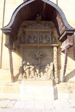 Photo: Gößweinstein - Grabmal Otto Erhard v. Mengersdorf (+ 1584), 1588