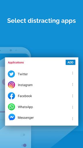AppBlock - Stay Focused (Beat Phone Addiction) 3.1.1 screenshots 2