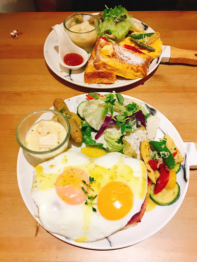 太陽蛋早午餐好吃平價❤️