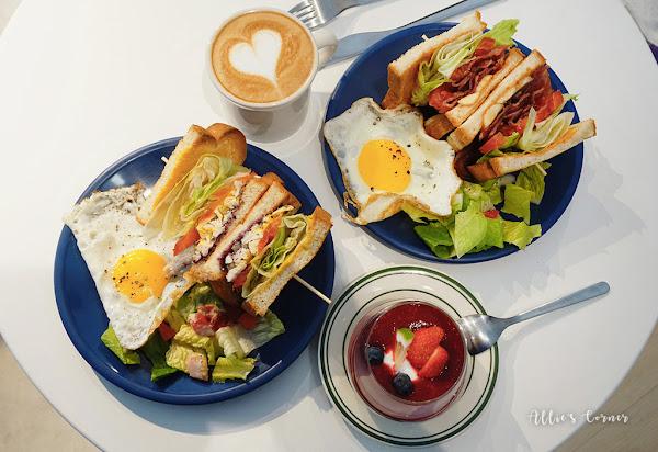 食記|餵我早餐The Whale 質感風格早午餐 捷運大安/大安森林公園站
