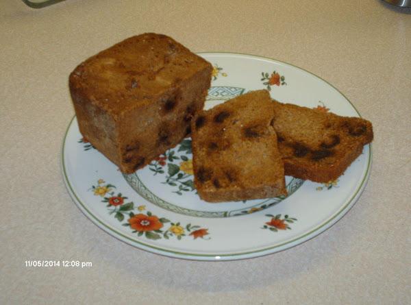 Boston Brown Bread - Gluten Free Recipe