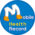 Mobile Health Record icon