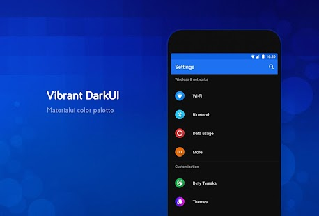 Flux - Substratum Theme- screenshot thumbnail
