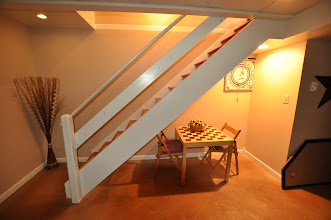 Photo: (Before) Tarleki's Basement Stairs Collegeville, PA