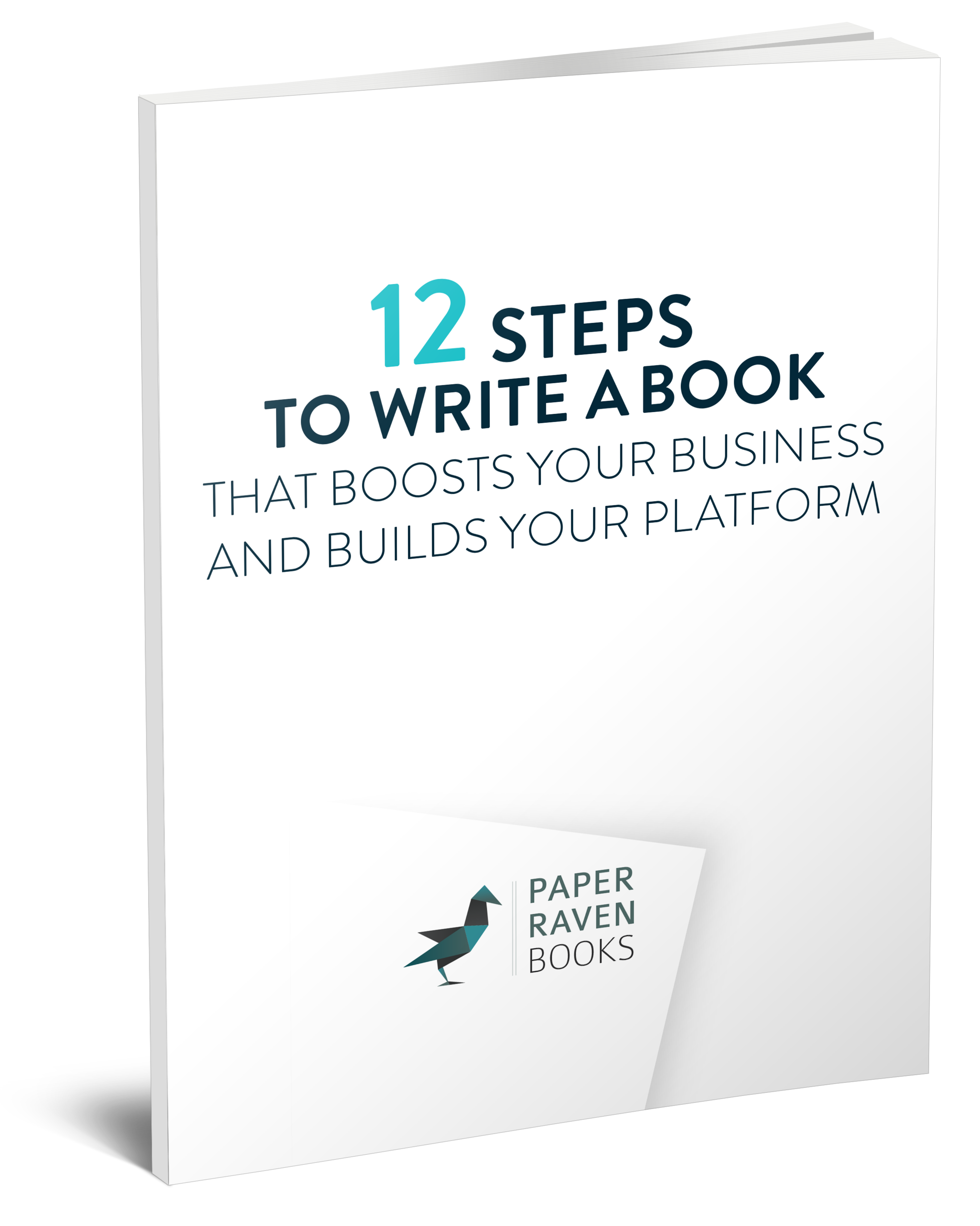5 Steps to Book Publishing