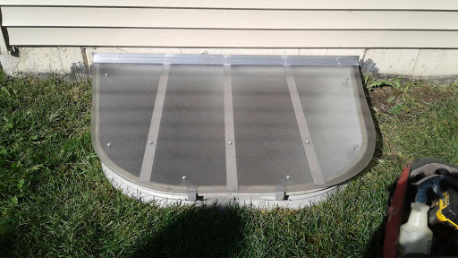Downers Grove, IL HandyManny Custom Window Well Covers