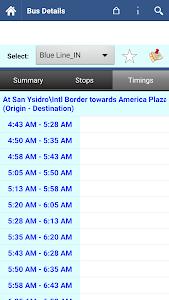 San Diego MTS Info screenshot 6