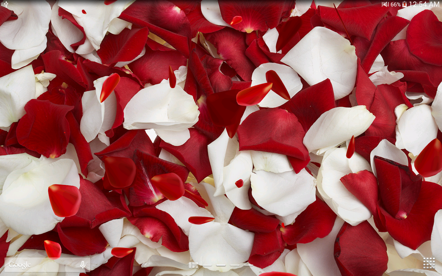 3d rose live wallpaper free - android apps on google play
