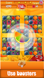 Berry Sweet Boom - Match 3 Screenshot