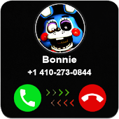 Calling Bonnie from Fredy Fazbears Pizza