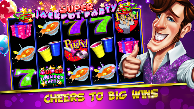 Jackpot Party Casino apk screenshot