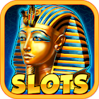 Slot Machine: New Pharaoh Slot - Casino Vegas Feel icon