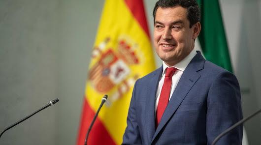Juanma Moreno confirma que no se plantea el estado de alarma para Andalucía