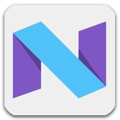 Nougat - Icon Pack file APK for Gaming PC/PS3/PS4 Smart TV