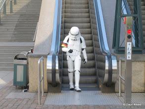 Photo: Luke, ich bin Dein Vater... Na ja, einer von denen halt!
