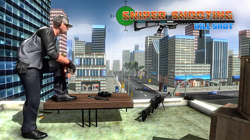 Sniper Shooting Strike - Best Shooter Game 2018 1.1.4 screenshots 12