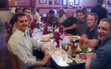 """Photo: Bigelow """"family reunion"""" at DAMOP 2013 - biggest one yet!"""