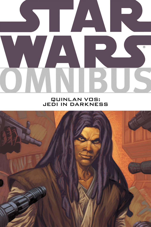 Star Wars Omnibus - Quinlan Vos - Jedi in Darkness (2010)