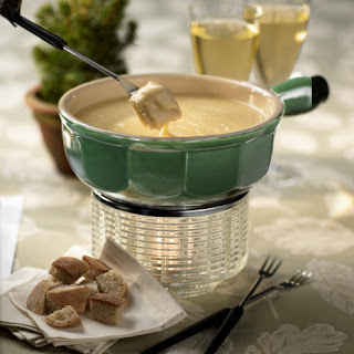 Sharp White Cheddar Fondue Recipes