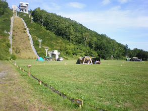 Photo: 望洋シャンツェオートキャンプ場