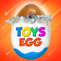 Eggs game - Toddler games icon