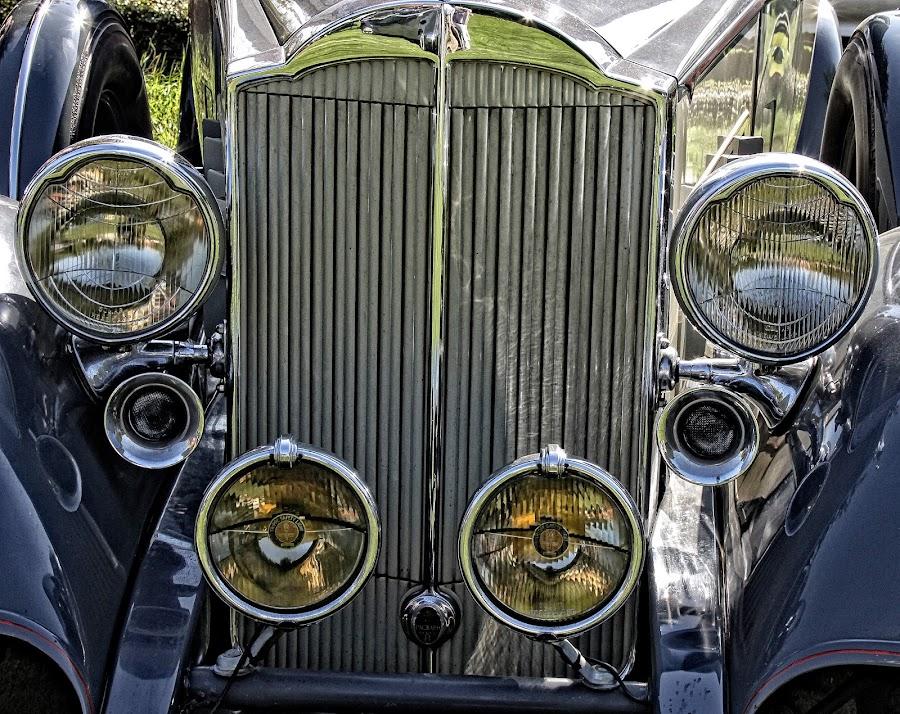 CPCS car detail 04 by Michael Moore - Transportation Automobiles