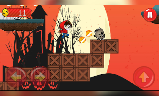 Coco adventures dead land games - náhled