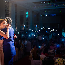 Wedding photographer Kajanan Sanitkunpai (kajanansanitkun). Photo of 29.10.2017