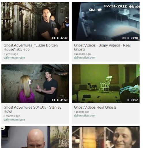 Ghost Videos HD