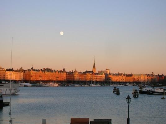 L'esclusiva architettura di Stoccolma di bermar