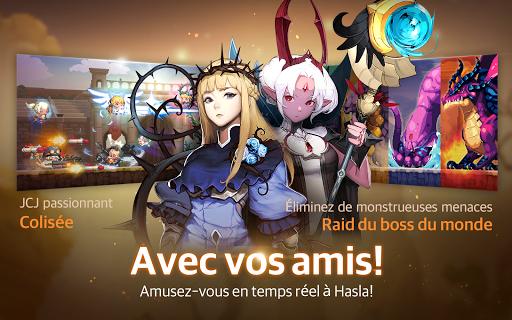 Télécharger Gratuit Crusaders Quest  APK MOD (Astuce) screenshots 6