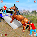 Wild Animals Transport Simulator:Animal Rescue Sim icon