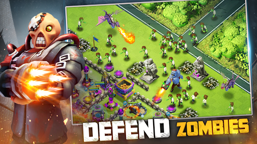 Last Heroes: Battle of Zombies 3.7 screenshots 1