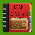 Loan Contract icon