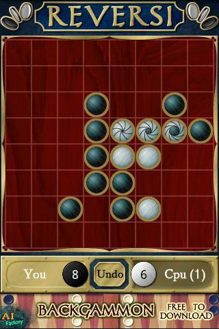 Reversi Free 1.441 screenshots 2