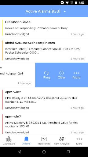 OpManager 2.6.3 screenshots 2