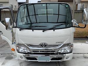 ダイナトラックのカスタム事例画像 ぽこぽこさんの2021年01月24日17:24の投稿