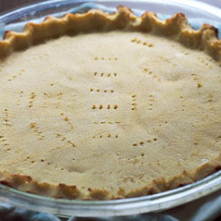 Basic Low Carb Coconut Flour Pie Crust
