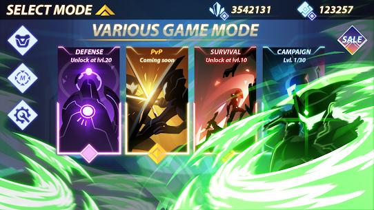 Overdrive – Ninja Shadow Revenge MOD Apk (Unlimited Money) 6