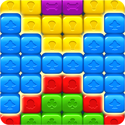 Toy Cube Crush