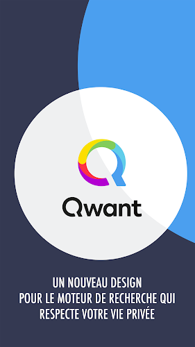 Qwant Android App Screenshot