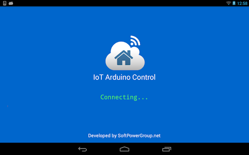 Arduino IoT Control Devices- screenshot thumbnail