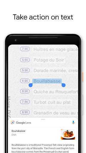 Google Lens 1.6.190430009 screenshots 1