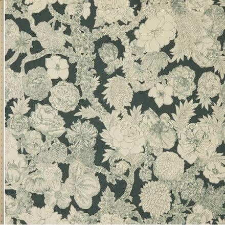 Zennor Arbour i Ladbroke Linen från Liberty Interior Fabrics