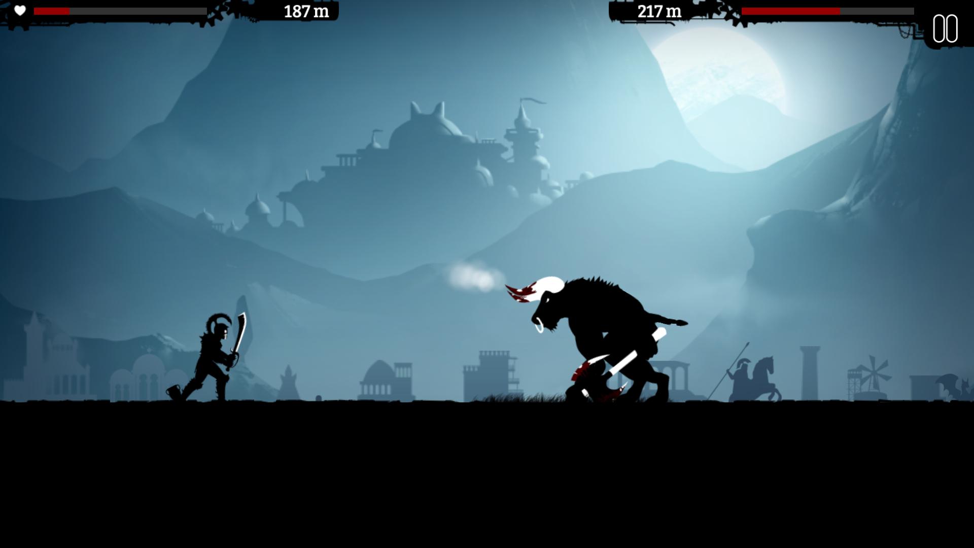 Dark Lands - Best battle run screenshot #2