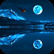 Moonlight 3D Wallpaper Free