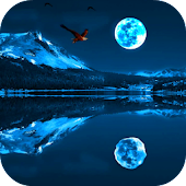 Moonlight 3D Wallpaper Free